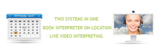 Welcome To Book & Video Interpreter